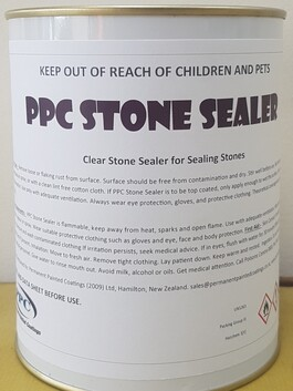 PPC Stone Sealer Clear Coating